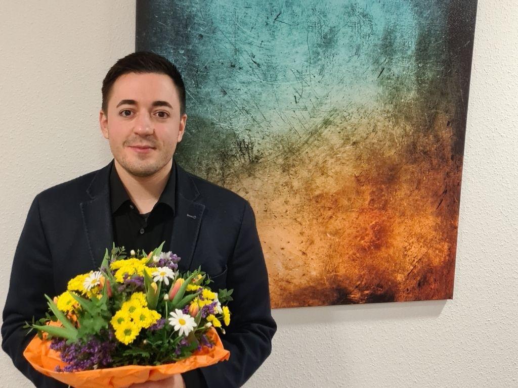 Manuel Gava Bundestagskandidat