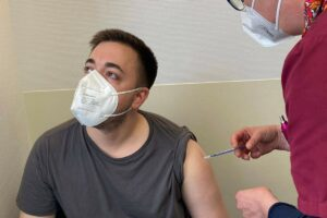 Manuel Gava Impfung gegen Covid-19